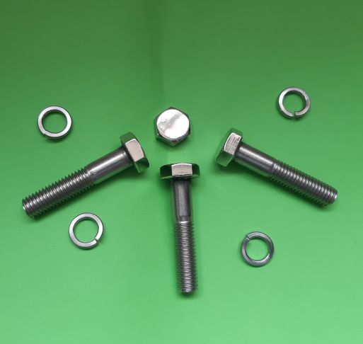 Handle Bar Mounting Kit (B1 to B4, G, M, S1, S2, Y1, Y2)