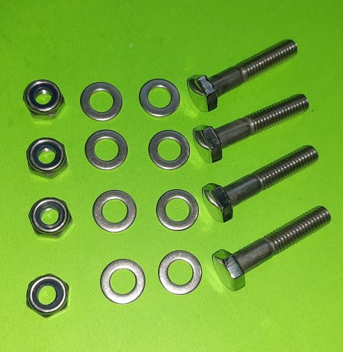 Indicator Head Pinch Bolt Set (B1 to B4, K1, K2, S1, S2, Y1, Y2)