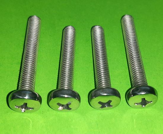 Handlebar Switchgear Screw Set (B1 to B4, G)