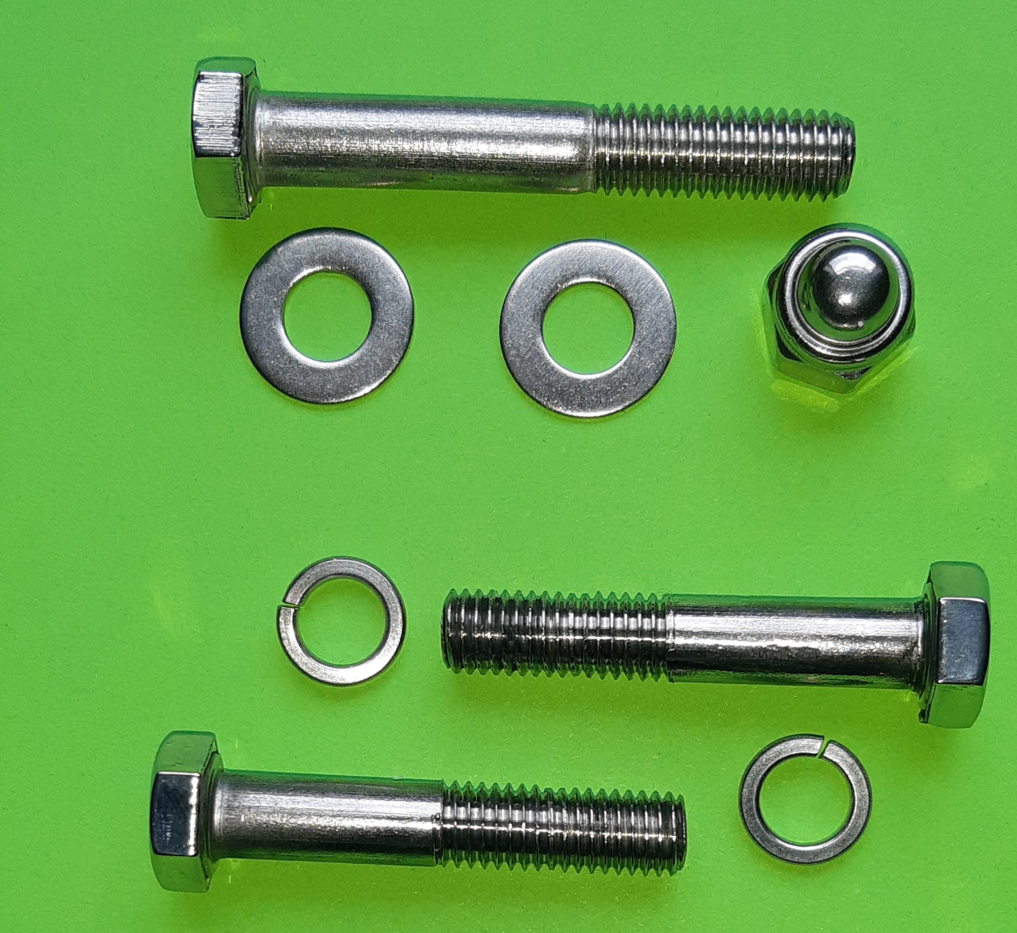 Top Yoke Pinch Bolt Set (B1 to B4, G)