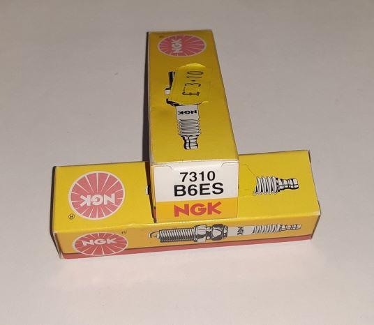 B6ES Spark Plugs (Pair)
