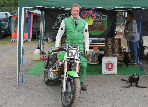 Michael's Racetwin