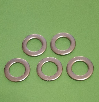 M10 Reduced Dia Flat Washer Stainless (5 Pack)