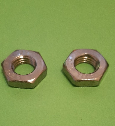 M10 Fine Pitch Thin Nut Stainless (2 Pack)
