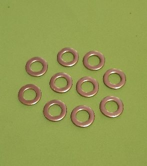 M6 Plain Washer Stainless1(0 pack)