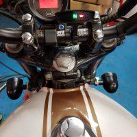 Kawasaki Z750 Brat Bike