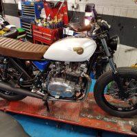 Gizburn's Brat bike